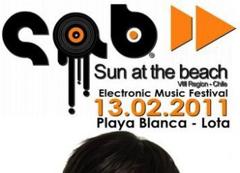 Festival Electronico Sun At The Beach 2011