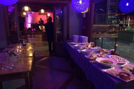 Madero Lounge