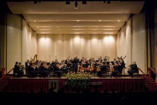 Teatro Universidad de Concepción